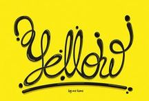 Mello Yellow  / I love bright color yellow is beautiful / by Jill (My Lupie Life)