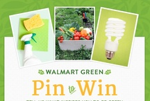 Walmart Green: Pin to Win / by Stephen Saunders
