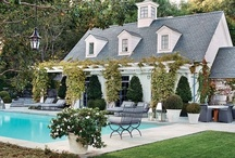 Enchanting Exteriors / by Kelly at View Along the Way