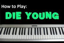 Music Tutorials / Learn to play the beats that you love to listen to!  / by Live Nation