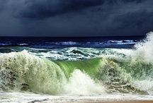 Ventures Océaniques / Ocean Ventures / by C. Marie Cline