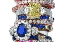 Joaillerie  / Fine Jewelry - #bijoux #gems #jewels / by C. Marie Cline