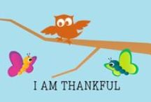 November 2014 (I Am Thankful) / by First Look
