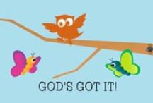 September 2014 (God's Got It) / by First Look