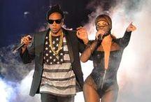 On The Run Tour: Beyoncé and JAY Z / Beyoncé and JAY Z; On The Run Tour / by Live Nation