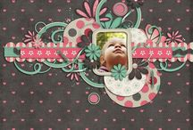 Scrapbooking Layouts / by Glenda Gibson