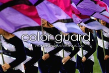 Marching Band/ color guard! / by Brenna Marlow