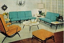 { i n } / obsessing about interiors (especially mid-century modern) / by Stephanie Birdsong