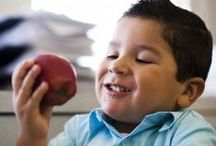 Nutrition for kids / Find information, tips and tricks to ensure your kids get the proper nutrition they need to grow and thrive -- and maybe learn to like veggies.  / by CHOC Children's