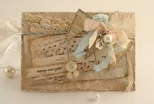Card Inspiration / by Mandy Stacey