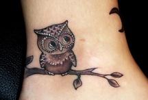 Tattoos / by Tasha Bush