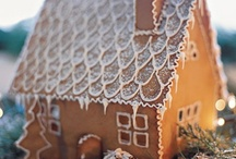 Gingerbread  / by Mandy Stacey