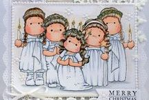 My Christmas Cards / by Mandy Stacey