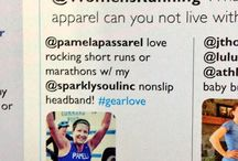 @Sparklysoulinc shout outs! / People and places and things mentioning Sparkly Soul nonslip headbands!  / by SPARKLYSOULINC
