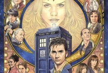 Doctor Who / by Jennifer Fisher