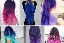 Hair  / by Selena Haunty