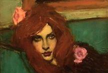 Women in Art / by Christina Mainiero