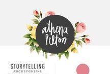 branding board / by Athena Pelton