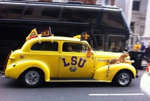 Geaux Tigers / by Lou Byargeon