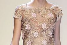 Lace / Most female cloth / by Aty Luitze