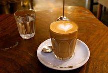 One day I will open a Coffee shop / Tengo todas las ideas para mi coffee shop. Sólo necesito un socio / by Lourdes Alvarez
