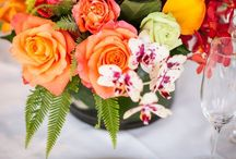 Tropical Decor for Wedding / by Katie McNeely