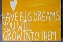 Words of Wisdom / by Teach Kids Art