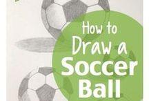 Kids Art - Drawing Projects / by Teach Kids Art