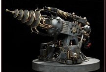 Steampunk / by Christopher Andreola