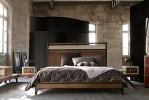 Interiors / by Christopher Andreola