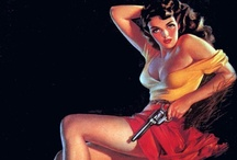 Pin-Ups & Pulps / by Christopher Andreola