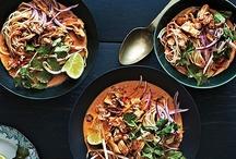 Soups & Stews / by Meeke Hoang