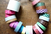 Washi tape / by My Sister's Suitcase