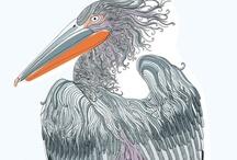 illustration / by Claire Vincent