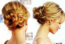 Bridal Hair / by Spark Weddings and Events