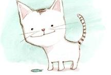♥Illustrations♥Cats♥ / by Oksana Ariskina