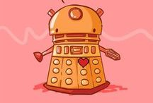 Geeky - Doctor Who / by Michelle Coffeen