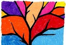 Big Kid Art / Art ideas for school age kids / by Play Create Explore