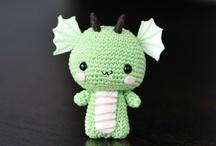 Amigurumi Crochet / by Hope Lozzio