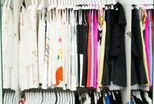 Wardrobe Organization / by Tammy Gibson