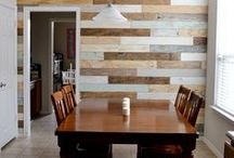 Home - Decor/Furniture / by Michelle Coffeen