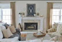 Home - Living Areas / by Michelle Coffeen