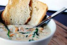 Foods - Soups/Salads / by Michelle Coffeen