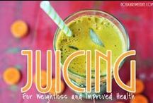 Foods - Juicing / by Michelle Coffeen