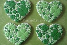 Green Hearts / by Yvonne Naudack