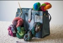 Yarn I Lust After / Different yarns and fibers I'd LOVE to get my hands on. / by Jeanna Swafford