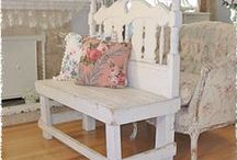 FLEA MARKET MAKEOVERS / by Yvonne Naudack