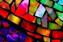 Mosaics & Beautiful Glass / by Lisa Allen
