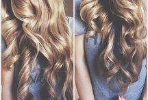 hair / by Courtney Ebersole