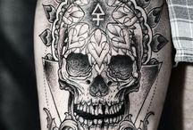 Inked and Jeweled Up / Tattoos and Piercings / by Kayln Beluscak